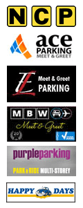 Heathrow Airport Parking logos