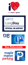 Stansted Airport Parking logos