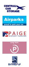 Luton Airport Parking logos