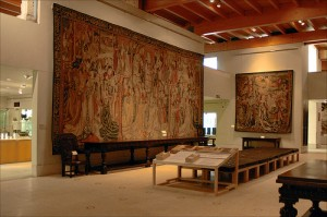 The Burrell Collection in Glasgow