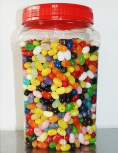 Jelly Bean Challenge - Win an iPad 3