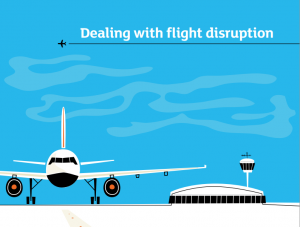 Dealing with flight disruption