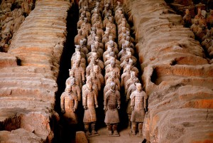 Terracotta Warriors in China | Cultural Holidays | Book FHR Blog