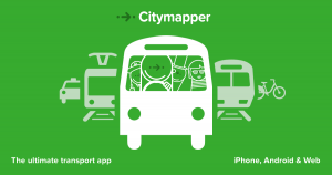 City Mapper App | Top Travel Apps | Book FHR