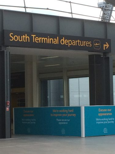 Gatwick South Terminal | Book FHR