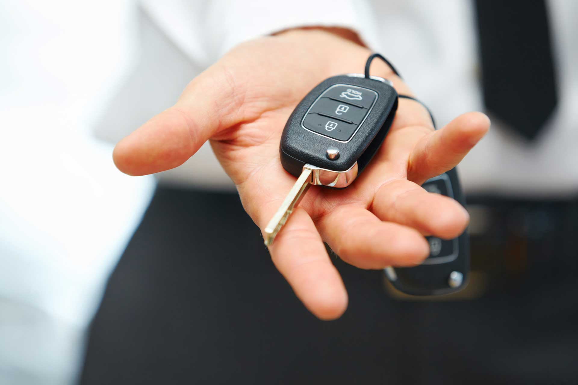 Hand Over Car Keys | FHR Travel Blog