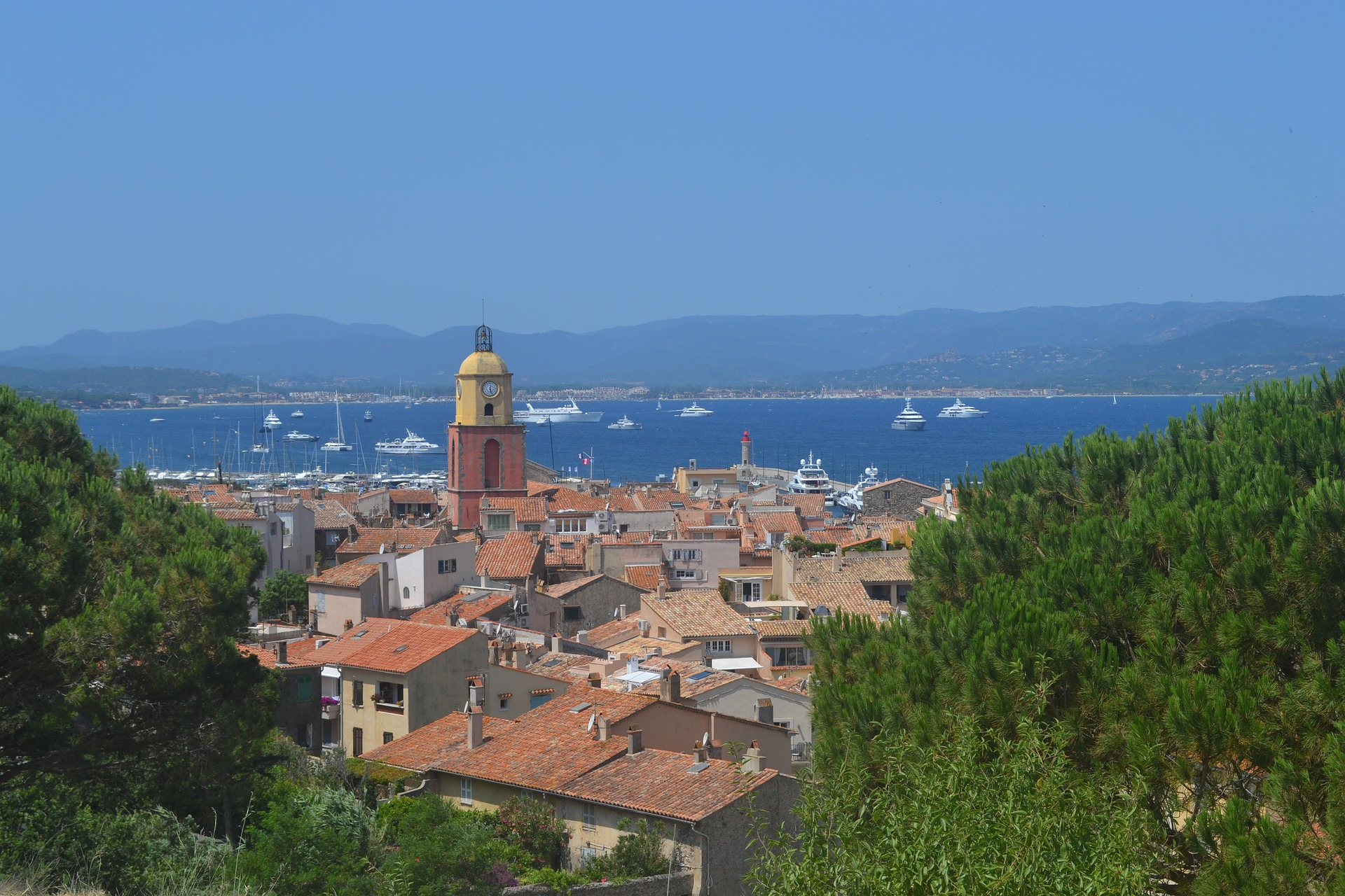 Saint Tropez View | FHR Travel Blog