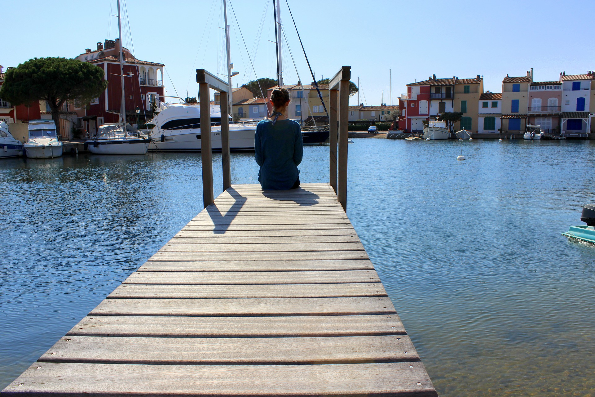 St Tropez Port Grimaud | FHR Travel Blog