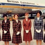British Caledonian Air Hostesses | Book FHR Travel Blog