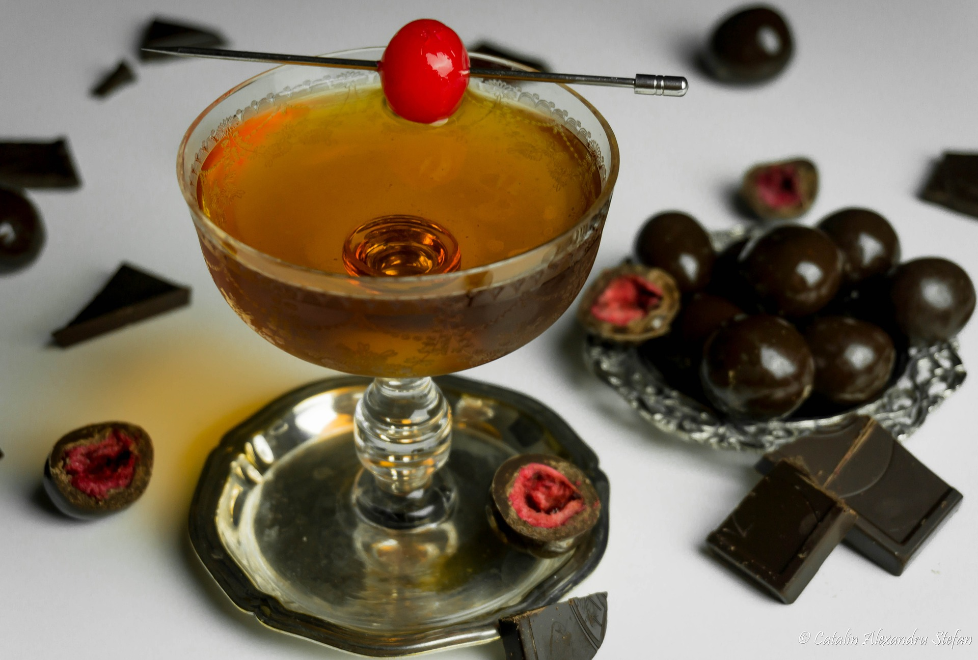Cocktail And Chocolates | Book FHR blog