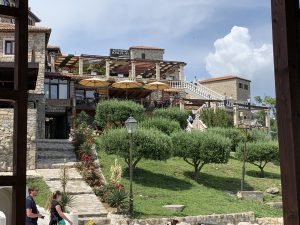 Restaurant Ulcinj Montenegro | Book FHR Travel Blog
