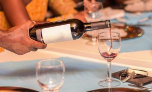 Wine Bottle And Glass | Book FHR Travel Blog