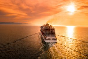 Cruise Ship Sunrise | Book FHR Travel Blog