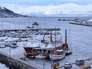 Arctic Port | Book FHR Travel Blog