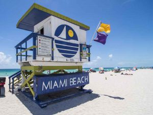 Miami Beach Life Guard Station | Book FHR Travel Blog