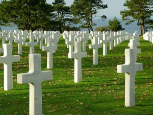 Cemetery In Normandy | Book FHR Travel Blog
