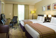 Courtyard Marriott with Meet and Greet Image 6