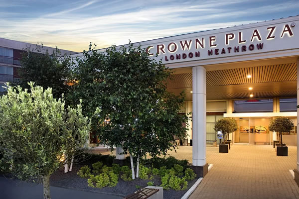 Crowne Plaza in Heathrow Main Image