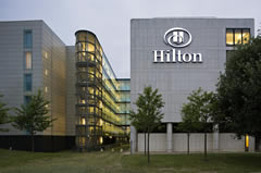 Hilton (linked to South Terminal)