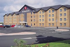 Ramada Airport Hotel in Glasgow Main Image