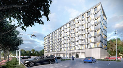 Courtyard Luton Airport Main Image