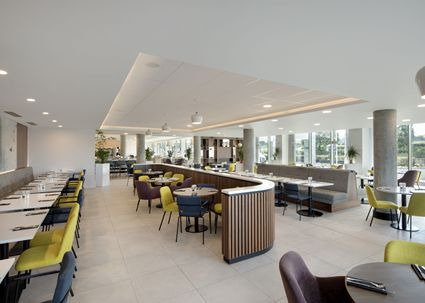 Hampton by Hilton London Stansted Image 4