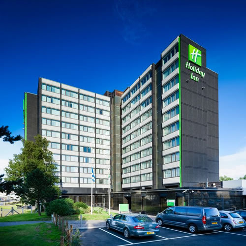 Holiday Inn Hotel in Glasgow Image 2