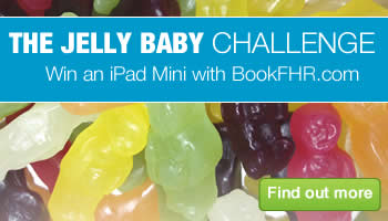 Win an iPad Mini with FHR